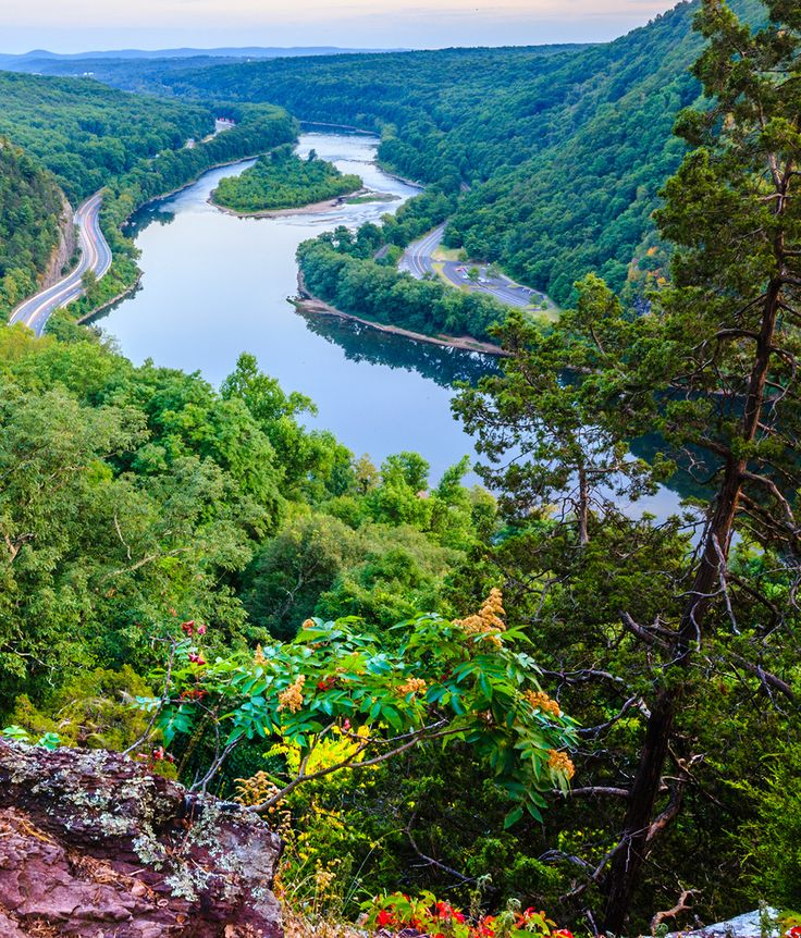 Pennsylvania's Poconos Mountains
