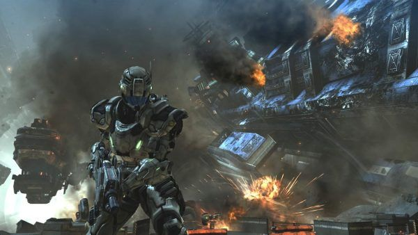 The higher your FPS in Vanquish on PC, the more damage you're going to take – but a fix is on the way