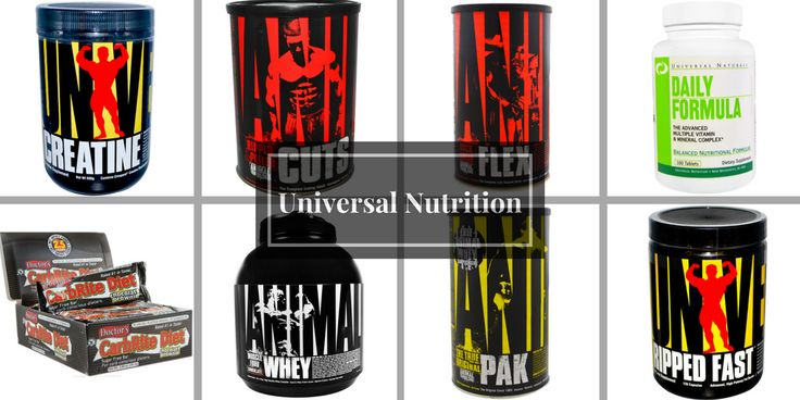 Up to 50% OFF on UNIVERSAL NUTR. from #iHerb $5 + 5% OFF for first-time customers with code WELCOME5 and TWG505 #RT