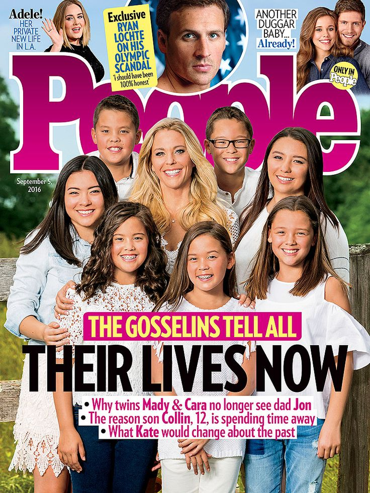 Kate Gosselin and Her 8: 10 Years Later – I Wish I Hadn't Melted Down as Much…