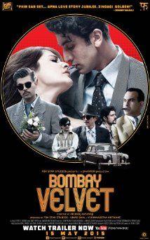Bombay Velvet (2015) Poster