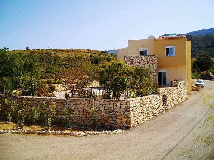 House with great views. Georgioupolis, Chania, Crete, Greece