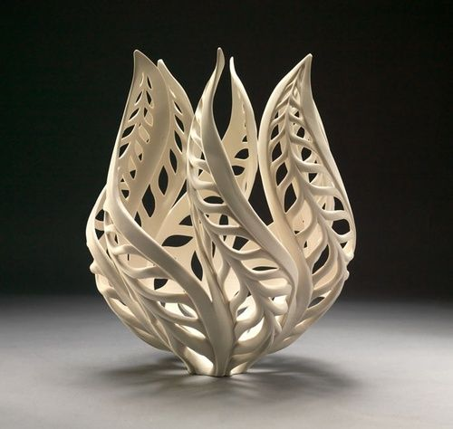 Organic Ceramic Shapes from Jennifer McCurdy — 5 things I learned ...