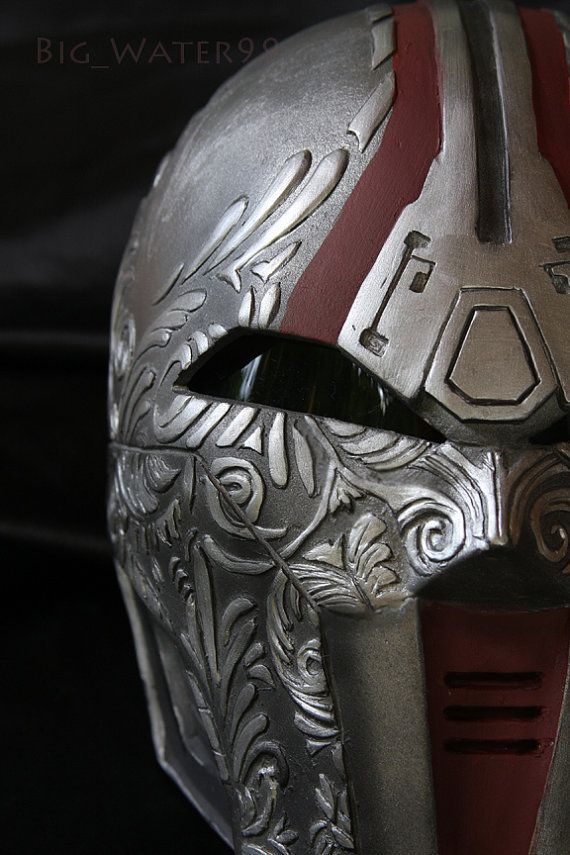 Hey, I found this really awesome Etsy listing at https://www.etsy.com/listing/226717908/sith-acolyte-mask-old-republic-revan