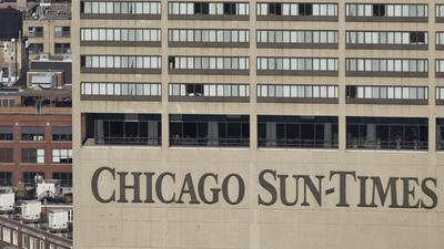 The Chicago Sun-Times has laid off its entire photography staff, and plans to use freelance photographers and reporters to shoot photos and video going forward, the newspaper said.  A total of 28 full-time staffers received the news Thursday morning at a meeting held at the Sun-Times offices in Chicago, according to sources familiar with the situation. The layoffs are effective immediately.