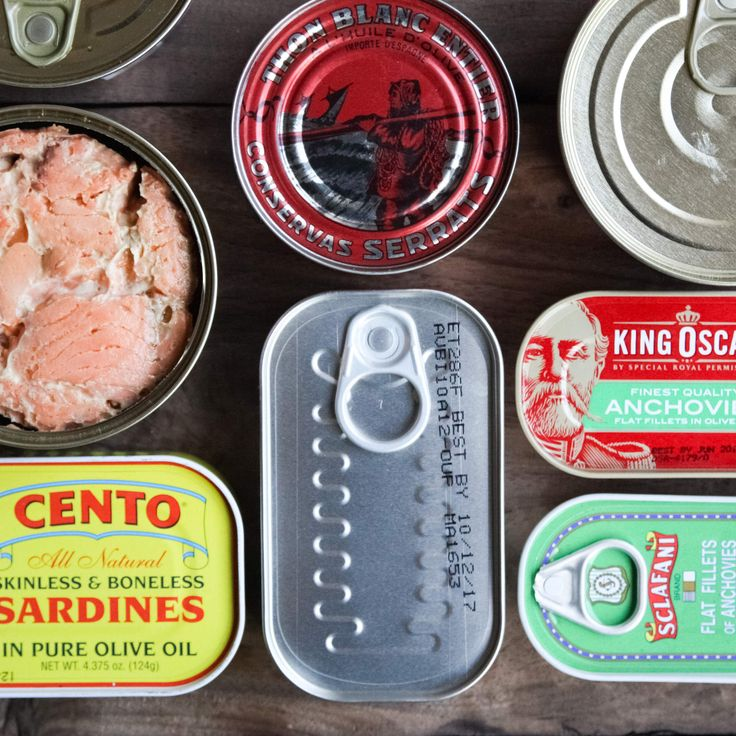 Here fishy, fishy...easy canned fish recipes for several kinds of fish: salmon, tuna, mackerel, sardines.