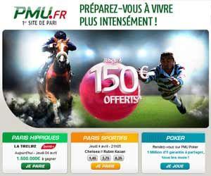 PMU Sport et Turf : retour du bonus de 150 euros valable sur les paris sportifs + hippiques | Actualités | BetComparative.com