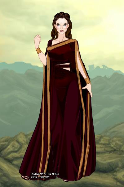Gorgo, Queen of Sparta by maya40.deviantart.com on @DeviantArt