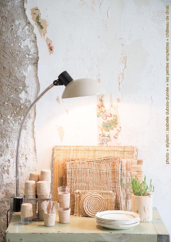 Stylism, Photo Isabelle Dubois Dumée, Château De Dirac, France, Accessories  *