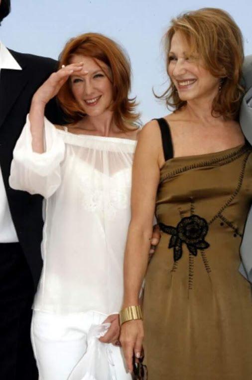 Ludivine Sagnier et Nathalie Baye