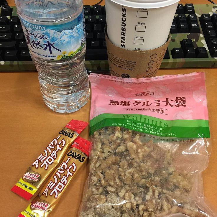 今日の朝ごはん #糖質制限 #lowcarb #lowsugar #keto #朝ご飯 #breakfast #寝坊 #プロテイン #protein