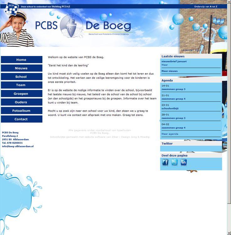 PCBS De Boeg - Alblasserdam