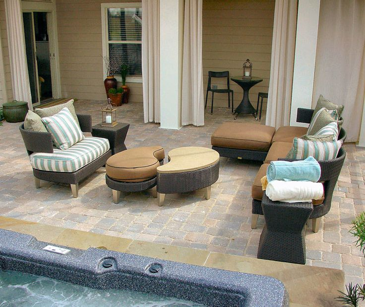 The Natural Colors And Unique Style Furniture Help Make This Orange Park,  Florida ...