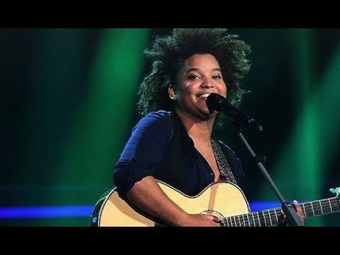 Julia van der Toorn The Voice Of Holland 2013 COMPILATION - YouTube