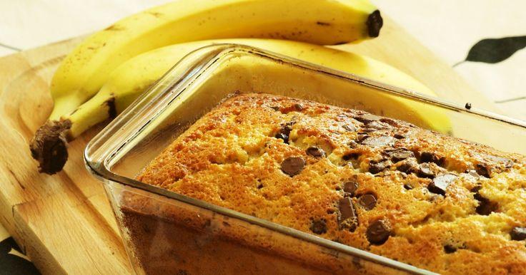 """Diaporama """"10 recettes succulentes à faire avec des bananes trop mûres"""" - Pancakes, gaufres, croques et pain perdu"""
