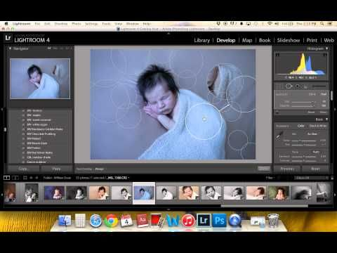 Fixing Wrinkles on a Background Using the Spot Healing Tool in Lightro | Pretty Presets for Lightroom