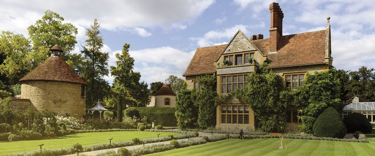 Michel Roux's Le Manoir aux Quat'Saisons in Oxfordshire is a memorable experience.  www.kingdom-london.com