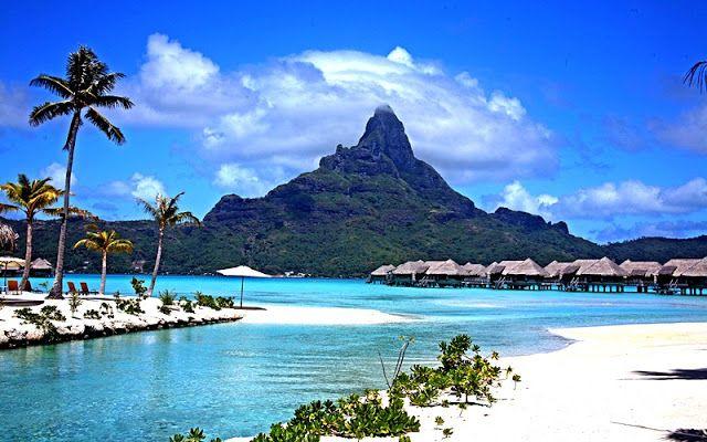Bora bora Island , so beautiful place http://goo.gl/yUX99h
