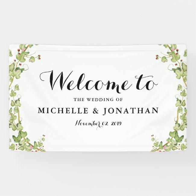 Create Your Own Banner Zazzle Com Wedding Banner Wedding Matches Banner