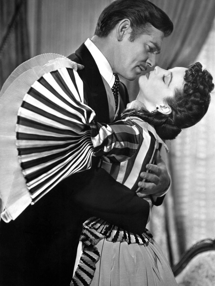 rhett butler and scarlett o'hara