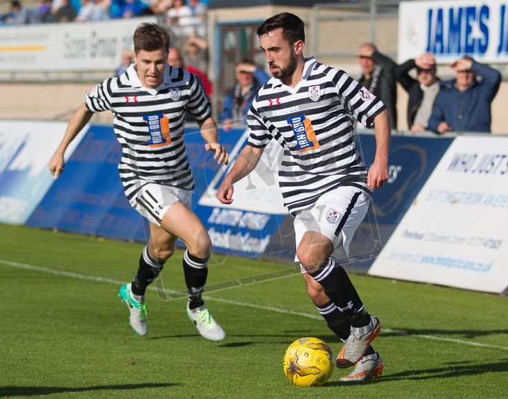 Queen's Park's Anton Brady in action during the Ladbrokes League One game between Peterhead and Queen's Park