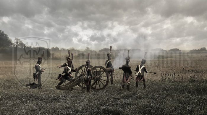 Napoleonic French Artillery