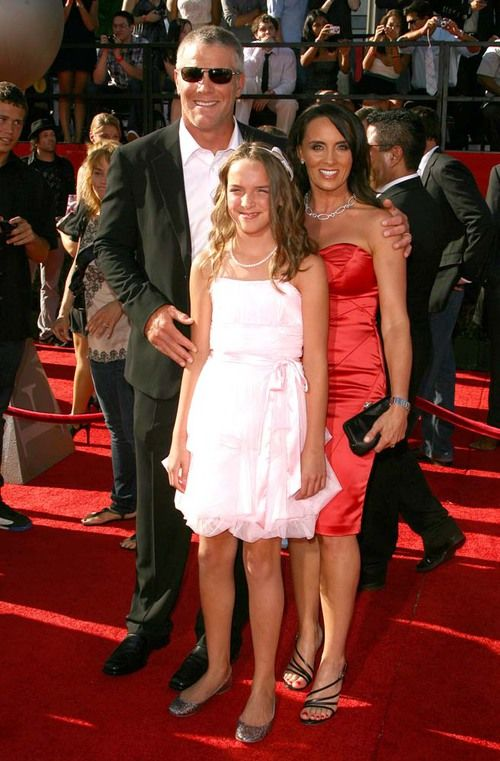 <b>Brett Favre</b> Daughter Instagram <b>Brett favre</b> & his lovely
