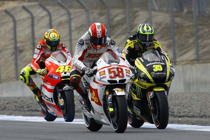 Marco Simoncelli, Remembered ...