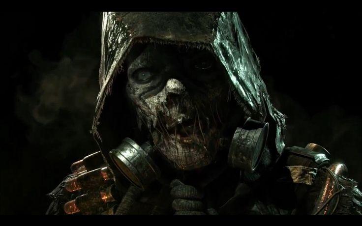 """El Espantapájaros """"The Scarecrow"""" - Batman Arkham Knight #BatmanArkhamKnight #BatmanArkham #ArkhamKnight #Scarecrow #TheScarecrow #Espantapajaros"""