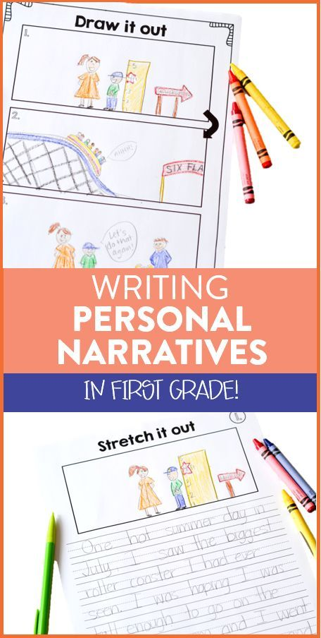 how to writing for first grade First grade will likely be one of the first chances young students have to fully immerse themselves in schoolwork, not to mention express themselves through writing.