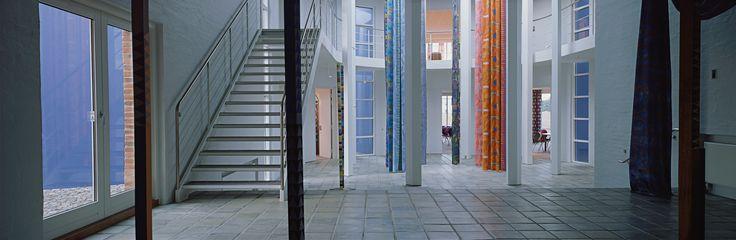 Kvadrat headquarters, Ebeltoft, 1992