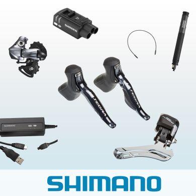 Shimano Ultegra 6870 Di2 Gear Kit