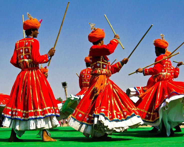 Jaisalmer+Desert+Festival