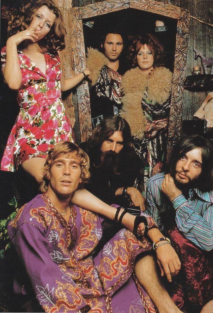 Jimmy Morrison and the Doors  Хипари - Неспящие в Торонто