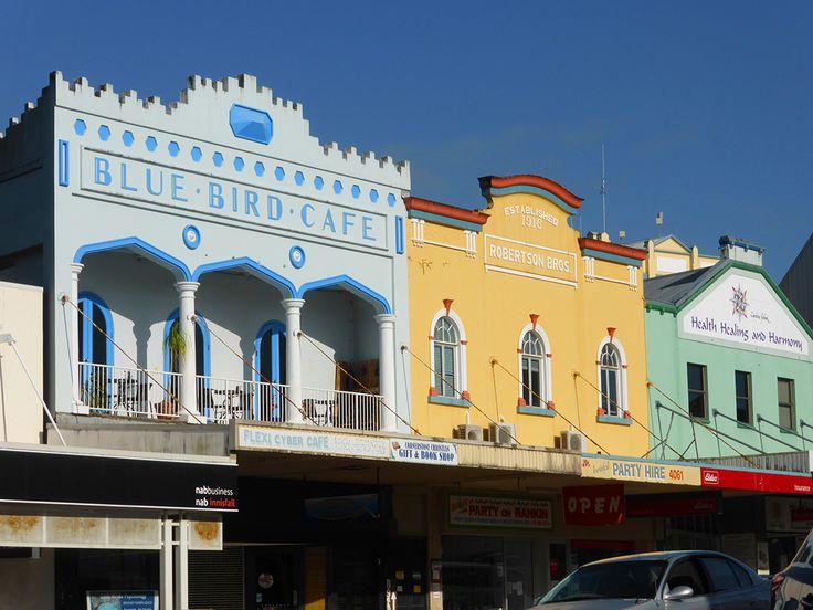 Innisfail is the Art Deco Capital of Australia