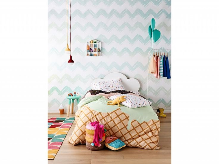 Sunday Sundae Reversible Quilt Cover (Limited Edition) - Sack Me