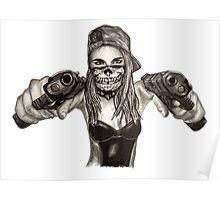 """Cara Delevingne """"Gangstified"""" Poster"""