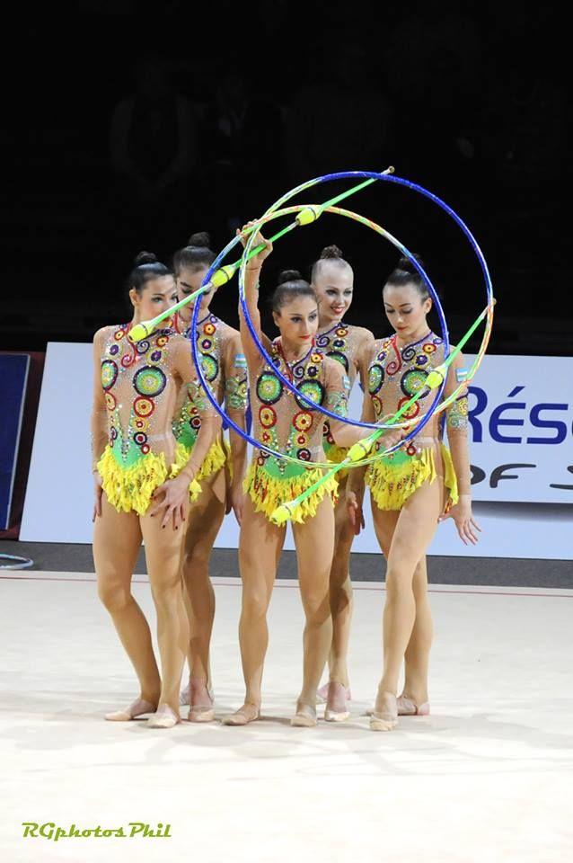 Group Uzbekistan, Grand Prix (Thiais) 2016