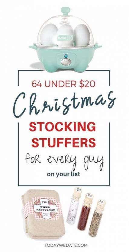 41+ Ideas for gifts for guys under $20 for men