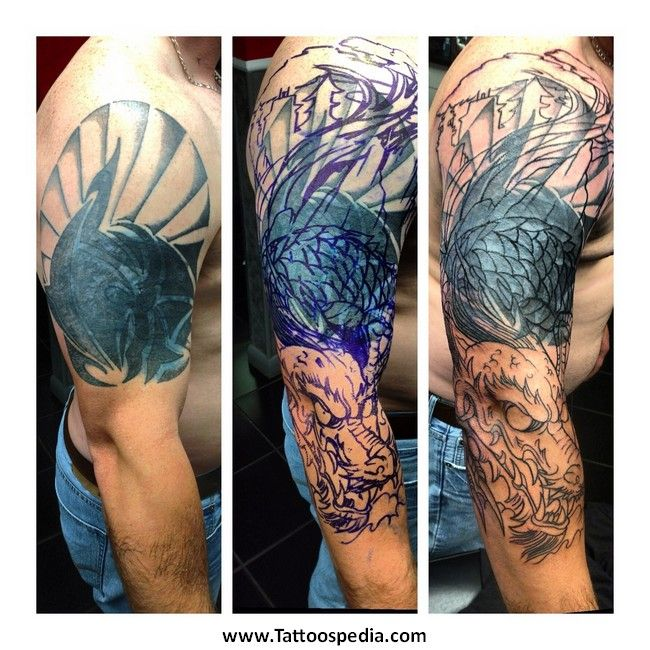 Tribal Tattoo Cover Up Ideas 2 Tribal Tattoo Cover Up Ideas 2 Pictures ...