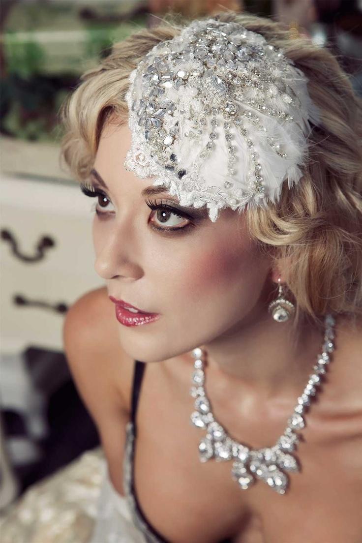 Bridal Headpieces Nsw -  le boudoir mariees by viktoria novak milliner