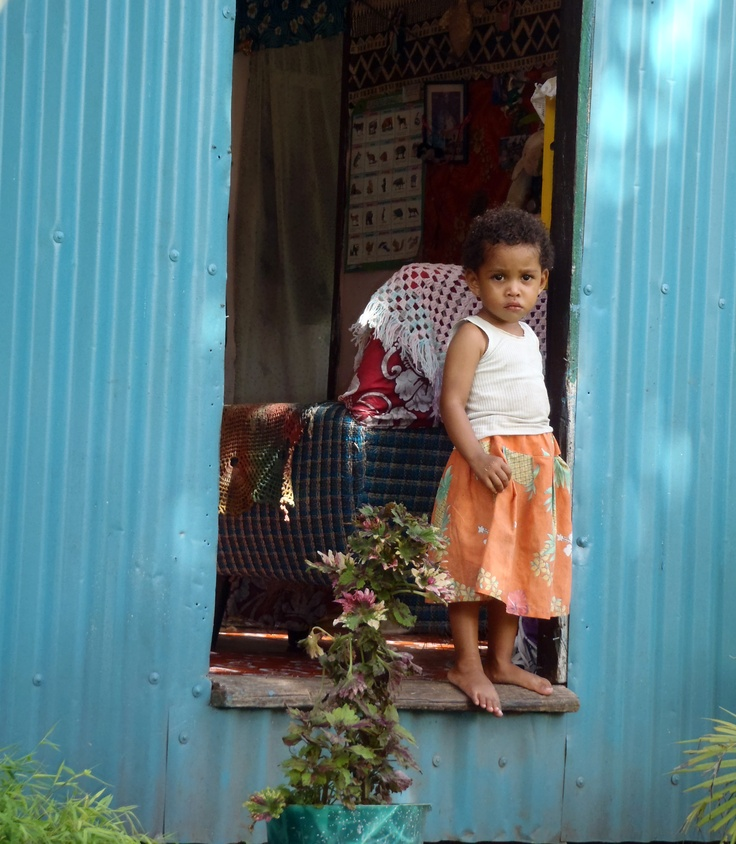 Fijian Village Kadavu
