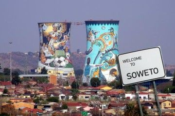 Soweto and Johannesburg Tour
