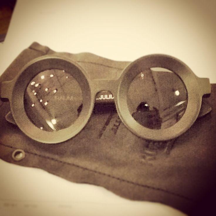 Julius x Kuboraum sunglasses
