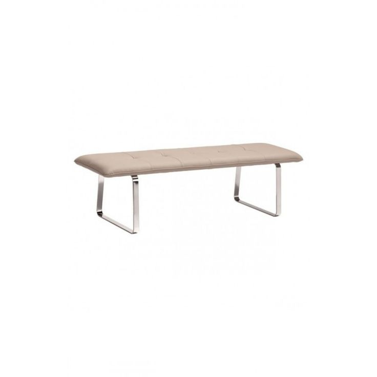 Simple Taupe Bench https://www.studio9furniture.com/bedroom/benches/cartierville-bench-taupe  Perfect to be placed in your lockers and gives enough comfort with its cushion.