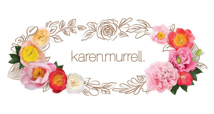 Karen Murrell Natural Lipsticks | design by Macaroni
