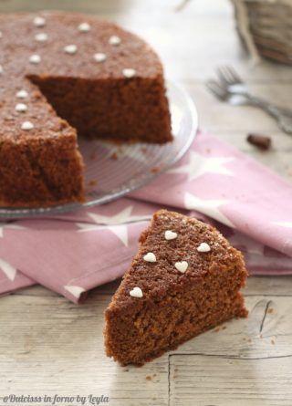 Torta al cioccolato più soffice del mondo, senza burro ricetta Dulcisss in forno by Leyla