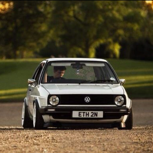 Cars Volkswagen Volkswagen Golf: 44 Best Golf 2 Ideas Images On Pinterest