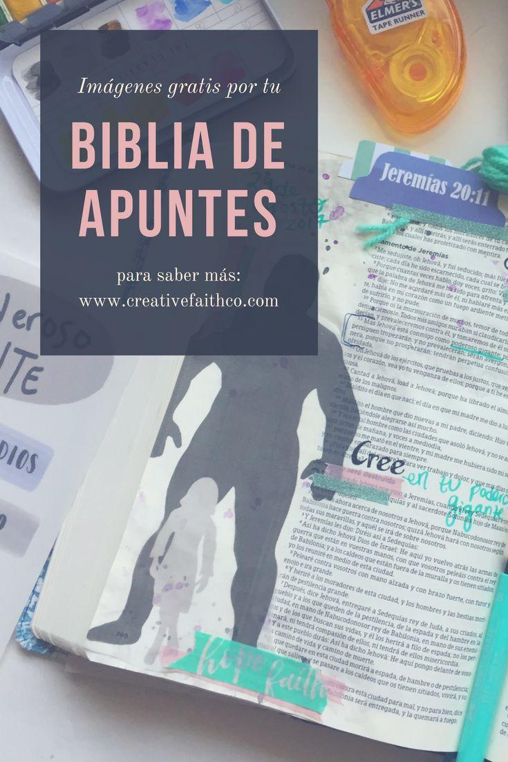 Devocoinal y imagenes gratis a usar en tu Biblia de Apuntes o Diario Biblico.   Imagenes y devocional gratis en colaboracion con Yo Pinto Mi Biblia y Fe Creativa.