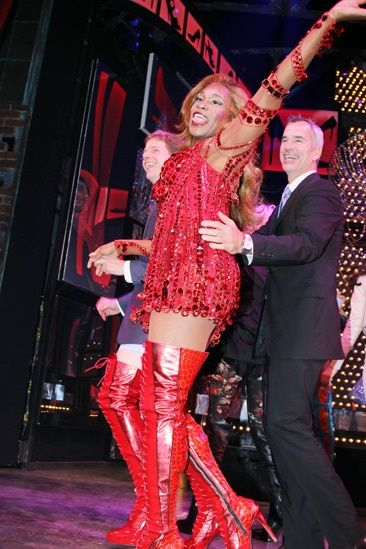 28 best kinky boots images on pinterest for Kinky boots cyndi lauper